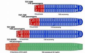 Southwest Air Seating Chart Boeing 737 Seating Charts Airline Seating Charts