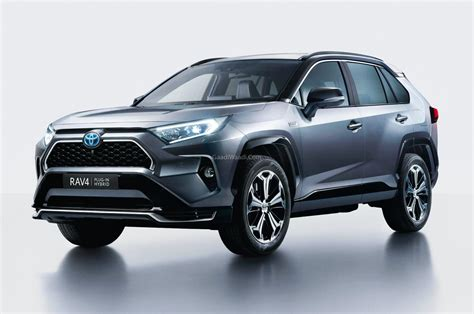 Toyota To Launch RAV4 SUV Next Year In India - Report