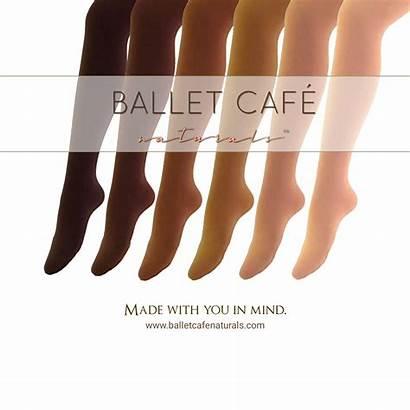 Ballet Cafe Tights Dance Naturals Fleshtone