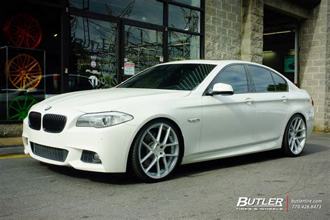 bmw  series   avant garde  wheels exclusively