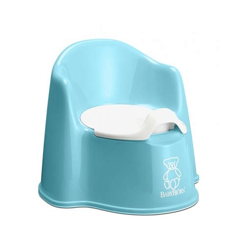 Babybjorn Potty Chair Turquoise babybjorn potty chair turquoise