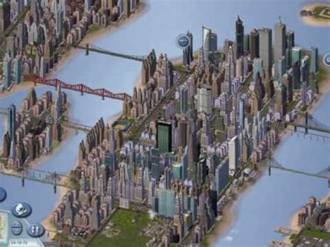 Tile City by Simcity 4 New York City Large Tile And Detailed