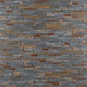 Parement Bois Adhesif : plaque de parement castorama fabulous plaquettes de ~ Premium-room.com Idées de Décoration