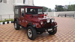 Mahindra Jeep Modified Price - image #114