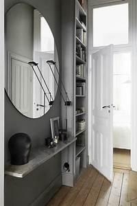 Einfacher Spiegel Ohne Rahmen : 1001 gestaltungsideen f r flur optimale ausstattung ~ Bigdaddyawards.com Haus und Dekorationen