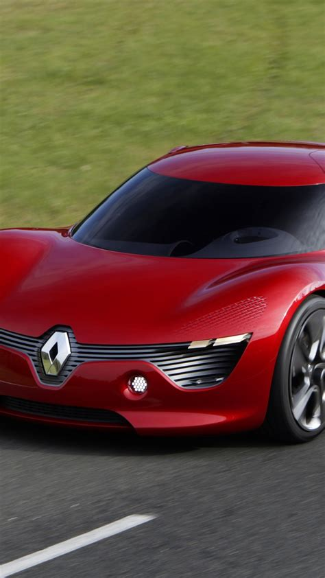 wallpaper renault dezir electric cars renault concept