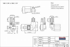 Nema 5 20 Wiring Diagram