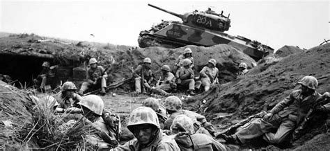Warfare History Network » How The Battle Of Iwo Jima Saved