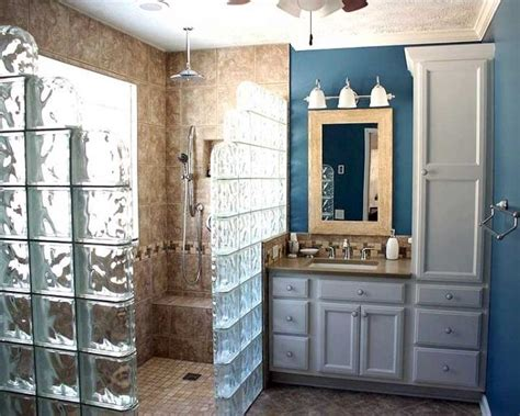 Die 25+ Besten Ideen Zu Glasbausteine Dusche Auf Pinterest
