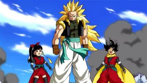 heroes all saiyan 3 gotenks buu saga cutscenes