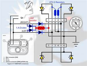 Rubbermount Efi How To Convert Led Turn Signals To Signals With Running Lights