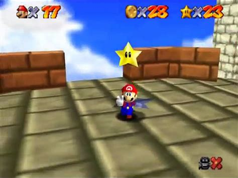 How To Get To The Switch Tower On Super Mario 64 Ds 9 Steps