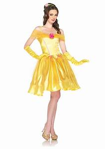 Women's Disney Princess Belle Costume