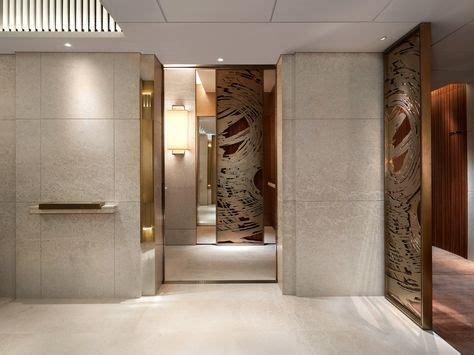 pin  melisa wijaya  accent lighting hotel hallway