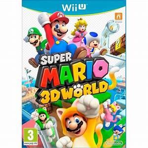 Www Magasins U Com Jeux : super mario 3d world jeu wii u achat vente jeux wii u ~ Dailycaller-alerts.com Idées de Décoration