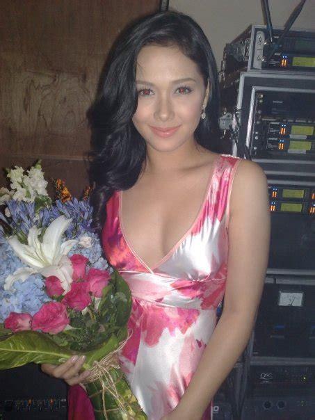 Maja Salvador Sexy And Lovely Filipina Actress Indian