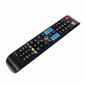 Generic Remote Control For Samsung Tv Un46es6150f    Un46es6150fxza