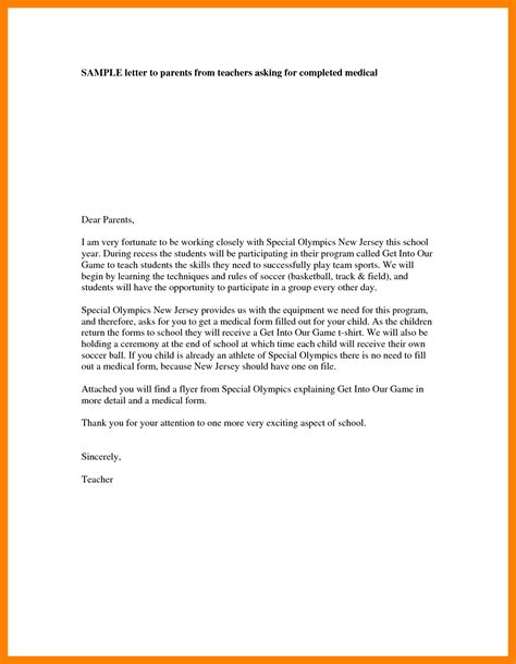 teacher introduction letter  parents template