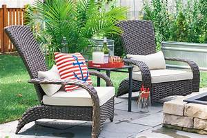 Lucia Rattan Chair Kmart Outdoor Furniture Formidable