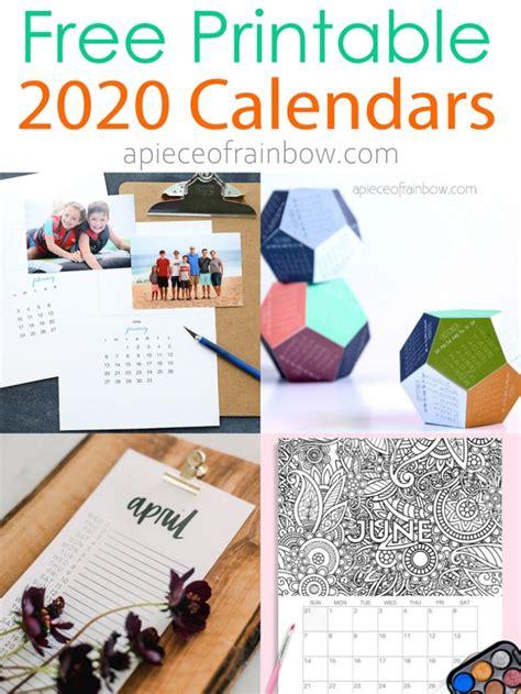 stylish  printable  calendars planners
