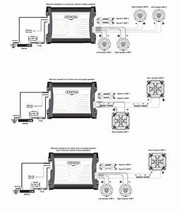 Amazon Com Kicker 07mx3504 4x90 Wiring Diagram