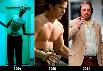 Christian Bale Lost Pounds Less Than Months