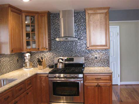 backsplash for the kitchen kitchen black gray mosaic glass tile backsplash shiny
