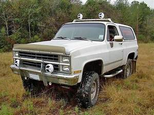 1982 Chevrolet Blazer - Overview