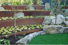 Landscape Design Solutions For Colorado Terraces Lifescape Gardening Also Raised Terrace Ideas With Pergola And Wooden Outdoor Balcony Gardens Prove No Space Is Too Small For Plants Terrace Gardening Garden Landscaping Services Arcane Motif Delhi