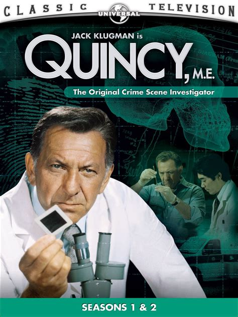 Tv Shows by Quincy Tv Show News Episodes And More Tv