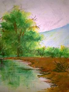 42 easy pastel drawings and painting ideas
