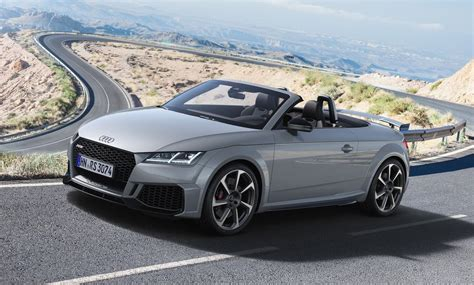 We did not find results for: 2020 Audi TT RS Coupe & Roadster Revealed - TechStory