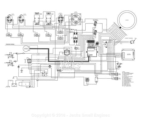 Generac Parts Diagram For Wiring