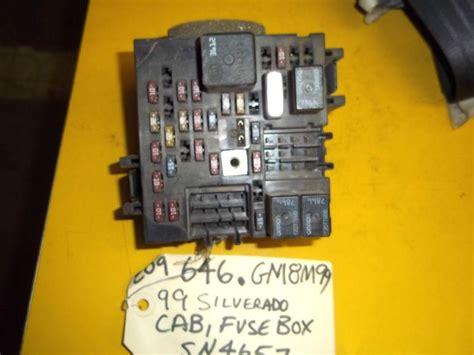 Find Chevy Silverado Gmc Sierra Oem Under Dash