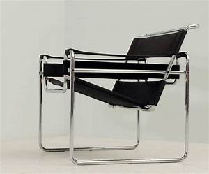 Wassily Kandinsky Chair : la silla que se inspir en una bicicleta b3 la silla wassily vilanova pe a ~ Markanthonyermac.com Haus und Dekorationen