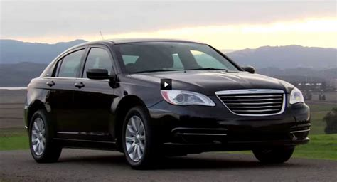 2011 Chrysler 200 Fully Revealed Inside And Out In Video