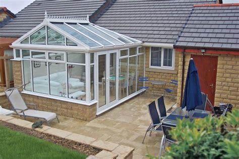 conservatory ideas for bungalows diy gable conservatories self build conservatory kits