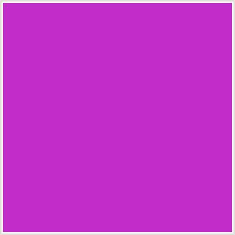 purple pink color c22cc9 hex color rgb 194 44 201 pink fuchsia