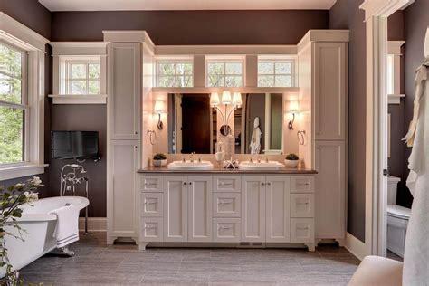importance  bathroom vanities  cabinets