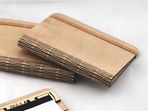 Plywood Living Hinge Design for Laser Cutters Make: