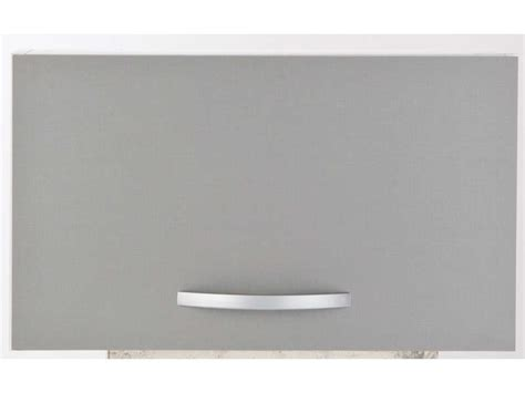 element haut cuisine conforama dessus de hotte 60 cm spoon color coloris gris vente de