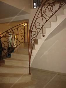 Rampe D Escalier Moderne : rampes design moderne ~ Melissatoandfro.com Idées de Décoration