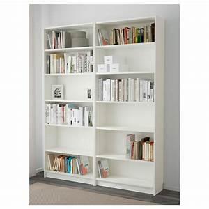 Bibliothèque Meuble Ikea : meuble biblioth que blanc ~ Dallasstarsshop.com Idées de Décoration
