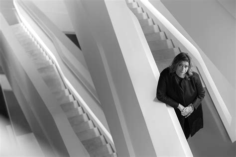 zaha hadid dies   architect magazine architects