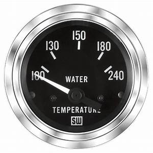 Deluxe Water Temp Gauge  P  N 82114