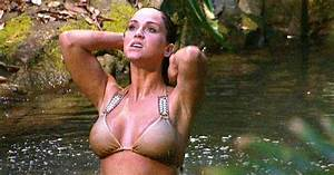 Vicky Pattison's boobs potentially I'm a Celebrity DEATH ...