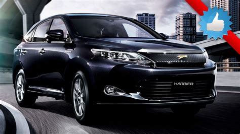 2015 toyota harrier 2015 toyota harrier exterior interior close up youtube