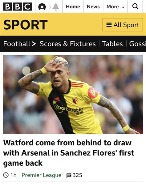 Much like gold, it can have monetary value while also being a commodity. Front page of BBC Sport website : Bitcoin