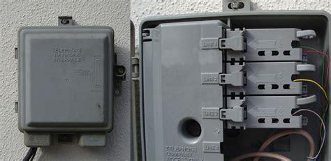 Demarc Box Wiring Diagram by Structured Wiring Retro Install 3