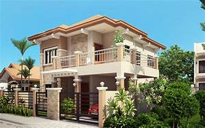 Four Bedroom Two Storey Contemporary Residence Amazing